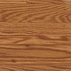 Easy Install 8mm 3-Strip Gunstock Oak Laminate Flooring (103.07 SF)