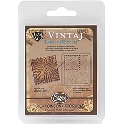 Sizzix DecoEtch Etching Plate