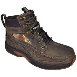 Rugged Shark 'Corsair' Waterproof Leather Boot