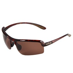 Bolle Vitesse Men&#39;s 7451 Tortoise Wrap Sunglasses