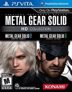 PS Vita - Metal Gear Solid HD