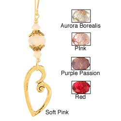'Victorian Valentine' 14-karat Gold-filled Earrings
