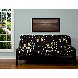 Modern Blocks Full-size Futon Cover