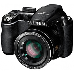 Fuji FinePix S3300 14MP Black Digital SLR Camera