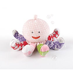 Baby Aspen Mrs. Sock T. Pus Plush and Sock Gift Set