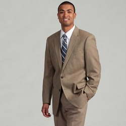 Nautica Men's Light Brown Wool Sportcoat
