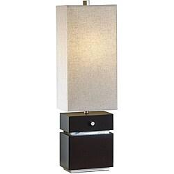Nova Waterfall Table Lamp