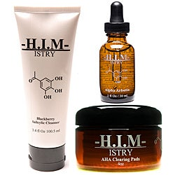 H.I.M. ISTRY Men's Anti-acne Set for Oily Skin