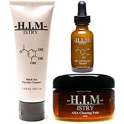 H.I.M. ISTRY Men's 3-piece Anti-aging Starter Set