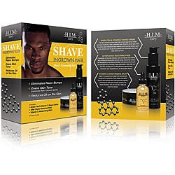 H.I.M. ISTRY Men's Ingrown Hair Starter Shave Set