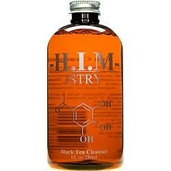 H.I.M. ISTRY Men's Black Tea 8-ounce Glycolic Anti-aging Cleanser
