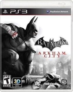 PS3 - Batman: Arkham City (Pre-Played)