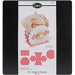 Sizzix Scallop Circle Bag #2 Bigz Big Shot Pro Die