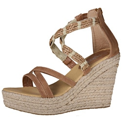 Refresh by Beston Women's 'tamara-01' Carmel Espadrilles