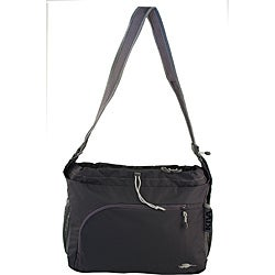 Kiva Packing Genius Granite Stowaway Messenger Bag
