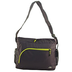 Kiva Packing Genius Wasabi Stowaway Messenger Bag