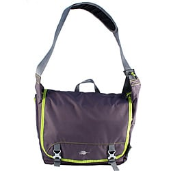 Kiva Packing Genius Wasabi Day Tripper Messenger Bag