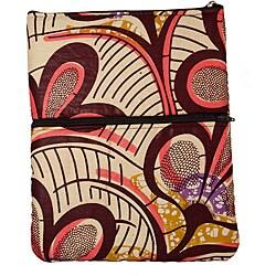 Pretty in Pink Wax Print iPad/Kindle/Nook Case (Rwanda)