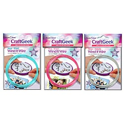 CraftGeek Wind It Wire Multi Pack
