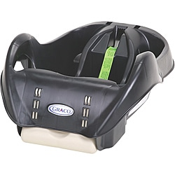 Graco SnugRide Infant Car Seat Base in Black