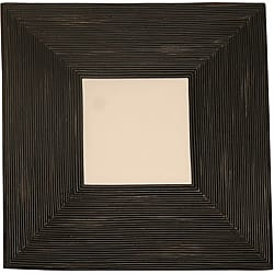 Billabong Rustic Black Square Mirror