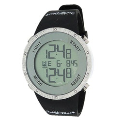 Joe Rodeo Men's Digital Sports Diamond Watch
