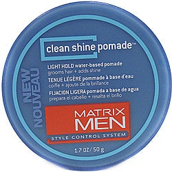 Matrix Men's 1.7-ounce Clean Shine Pomade