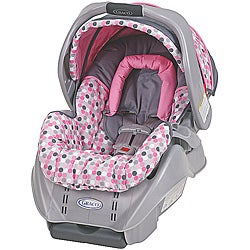 Graco SnugRide 22 Infant Car Seat in Ally