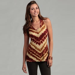 Jessica Simpson Junior's Red Clay Tank Top FINAL SALE