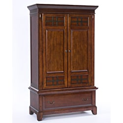 Broyhill Vantana Armoire Deck and Base