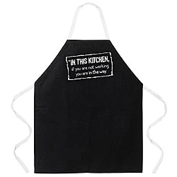 Attitude Aprons 'In this Kitchen' Apron