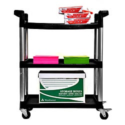 Trinity 3-tier Utility Cart