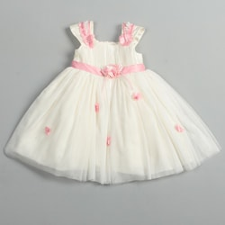 Donita Girl's Flower Dress