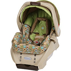 Graco SnugRide 22 Car Seat in Zooland