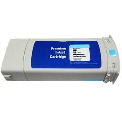 HP 83 Light Cyan Ink Cartridge (Remanufactured)