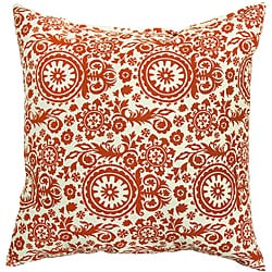 Floral Regal Outdoor Accent Pillows (Set of Two)