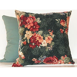 Green Garden Decorative Pillows (Set of 2)