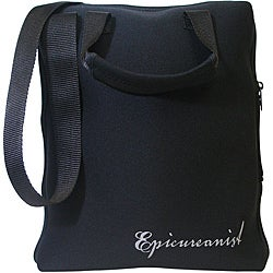 Epicureanist On-The-Go Wine Bottle Tote Bag