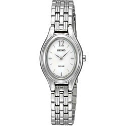 Seiko Women's Stainless Steel Solar Powered Watch