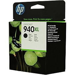 HP 940XL Black Ink Cartridge