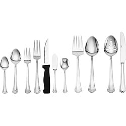 53-Pc. Flatware Set