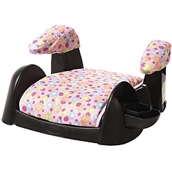 Cosco Highrise Booster Car Seat in Holly