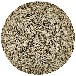 Timki Braided Jute Rug (8' Round)