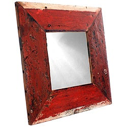 Ecologica Furniture Reclaimed Wood Mirror