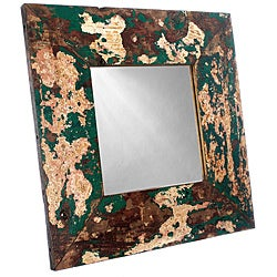 Ecologica Reclaimed Wood Mirror