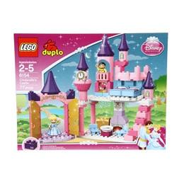 LEGO DUPLO Disney Princess Cinderella's Castle Building Blocks Set 6154