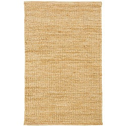 Heathered Cut Pile Wool Rug (5' x 8')