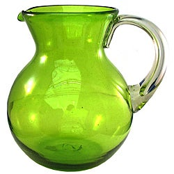 Grenada Green Pitcher