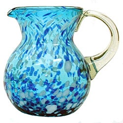 Monterey Blue/ White Pitcher