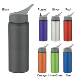 Aluminum 25-oz Bike Bottle (Case of 36)